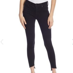 Joe's Jeans Icon Ankle Skinny Slant Hem Jeans
